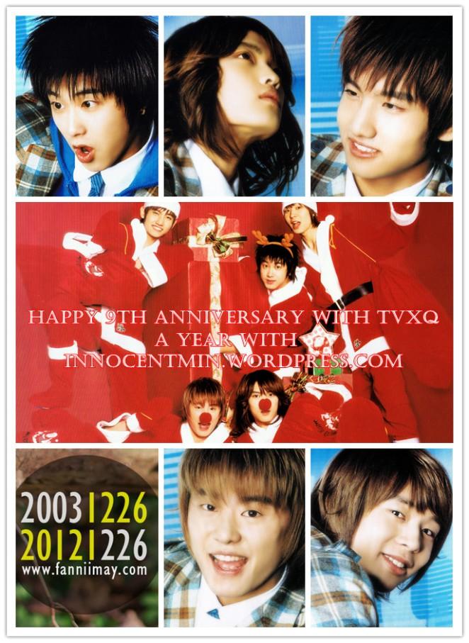Happy 9th Anniversary